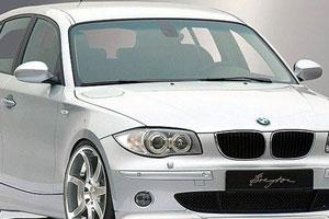 Задний привод для гольф-класса - BMW 120i