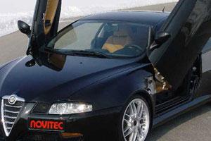 Крылатая ALFA Romeo GT