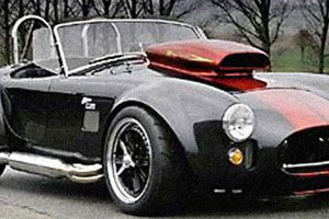 Беспредел родстер Cobra 780