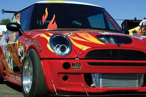 Самый быстрый - Mini Cooper S