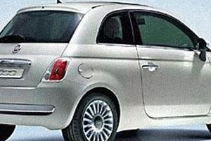 Чинквеченто. FIAT 500