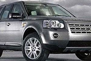 Безопасный Land Rover Freelander II