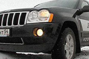 Тест-драйв Jeep Grand Cherokee