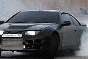 Zажигалка. Тюнинг Nissan Fairlady Z