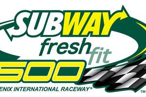 Посредине ничего: Subway Fresh Fit 500