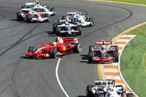 Две попытки Формула 1