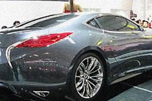 Китайский тигр прототип Geely Tiger GT