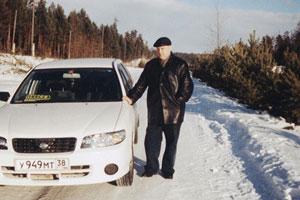 Nissan Expert: зимние впечатления