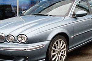 Тест-драйв Jaguar X-Type