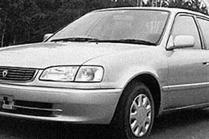 Тест-драйв Toyota Corolla XE