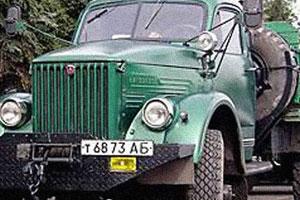 Алтайское ретроралли-2007