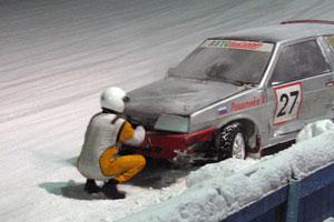 Не страшны мотодрому морозы!