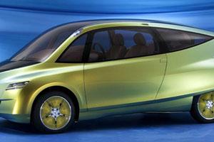 Кузовковый прототип. Bionic от DaimlerChrysler