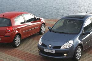 Третья муза. Renault Clio III