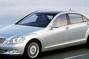 S как знак превосходства. Mercedes S-класс