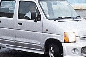 Тест-драйв Suzuki Wagon R Wide