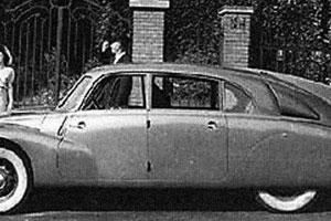 Уникум. Tatra T603