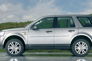 Вольный стрелок. Land Rover Freelander II