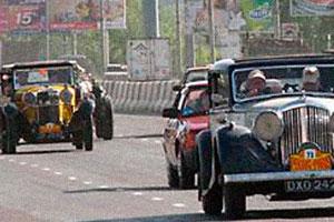 Вперед, в прошлое! Новосибирск