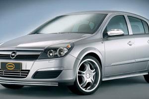 Атака Кобры. Пластиковый «обвес» для Opel Astra