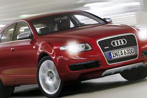 На первый взгляд. Audi Q5