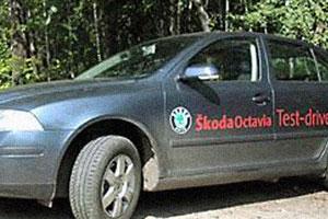 Тест-драйв New Skoda Octavia