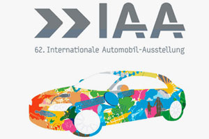 Автовыставка IAA 2007