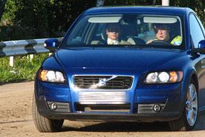 Тест-драйв  Volvo С30 тест-драйв