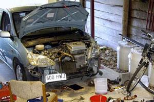 Гибрид под давлением - II. Тюнинг Toyota Prius