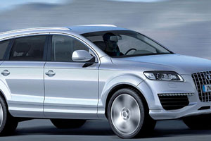 У Audi свои причуды