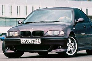 Аргументы и факты. Тюнинг BMW от «Хаманн»