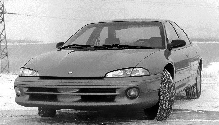 Тест-драйв Dodge Intrepid