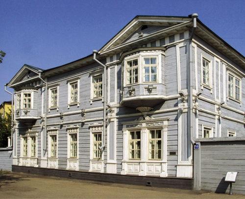Дом-музей Волоконского