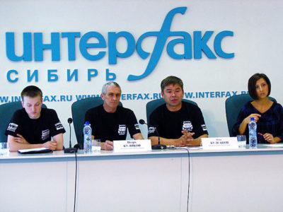Сибирский марафон 2010 – Дальневосточное кольцо