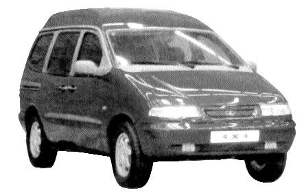 Минивэн ВАЗ-2110