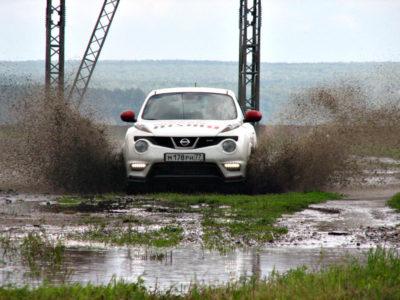 Тест драйв Nissan Juke Nismo