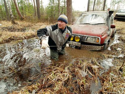 Сибирский автомотофестиваль - 2008