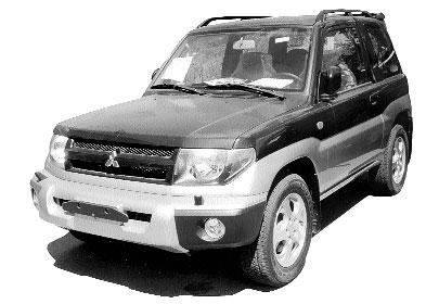 Mitsubishi Pajero iO 1.6