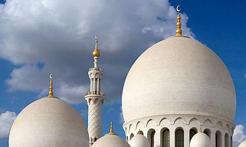 Абу-Даби – оазис современной роскоши