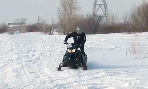 Купить снегоход
