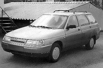 ВАЗ-2110 - универсал