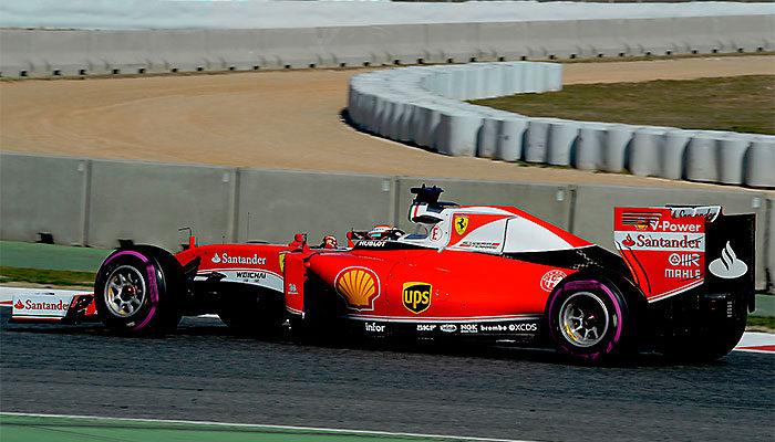 NGK останется эксклюзивным поставщиком свечей для болидов Ferrari F1