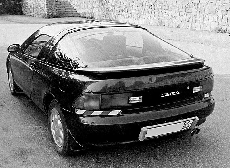 Тест Toyota Sera