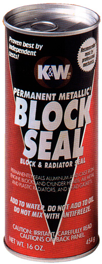 KW1016 PERMANENT METALLIC BLOCK SEAL