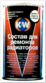 KW1211 HEAVY DUTY RADIATOR STOP LEAK