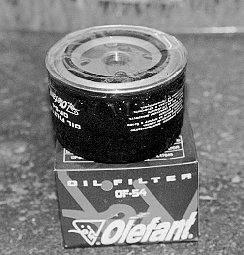 Масляный фильтр Olefant