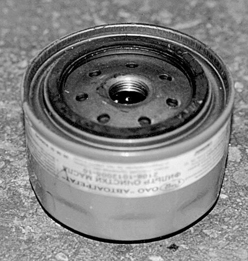 Масляный фильтр Автоагрегат
