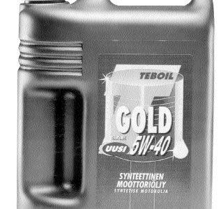 Teboil Gold 5W40