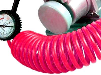 Установки для накачки шин