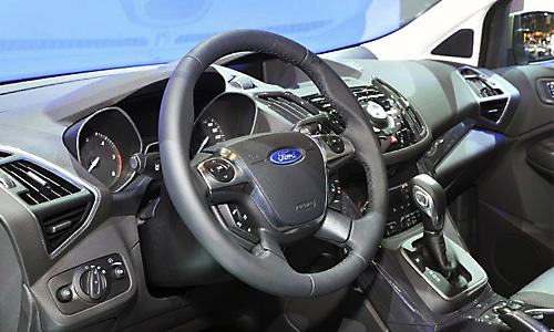 Компактный кроссовер Ford Kuga